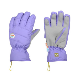These great gloves are perfect for winter play!