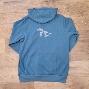 Evoke the sense of peace, wonder & inspiration of Lake Superior with these cozy sweatshirts!