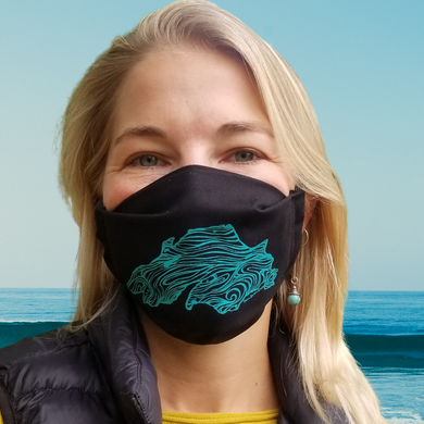 Lake Superior Face Mask- Special Artist Edition