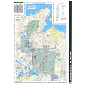 Annual Forest Pass- USDA Chequamegon-Nicolet Forest Service