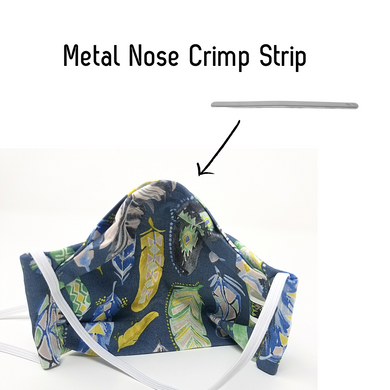 Nose Crimp for Face Masks