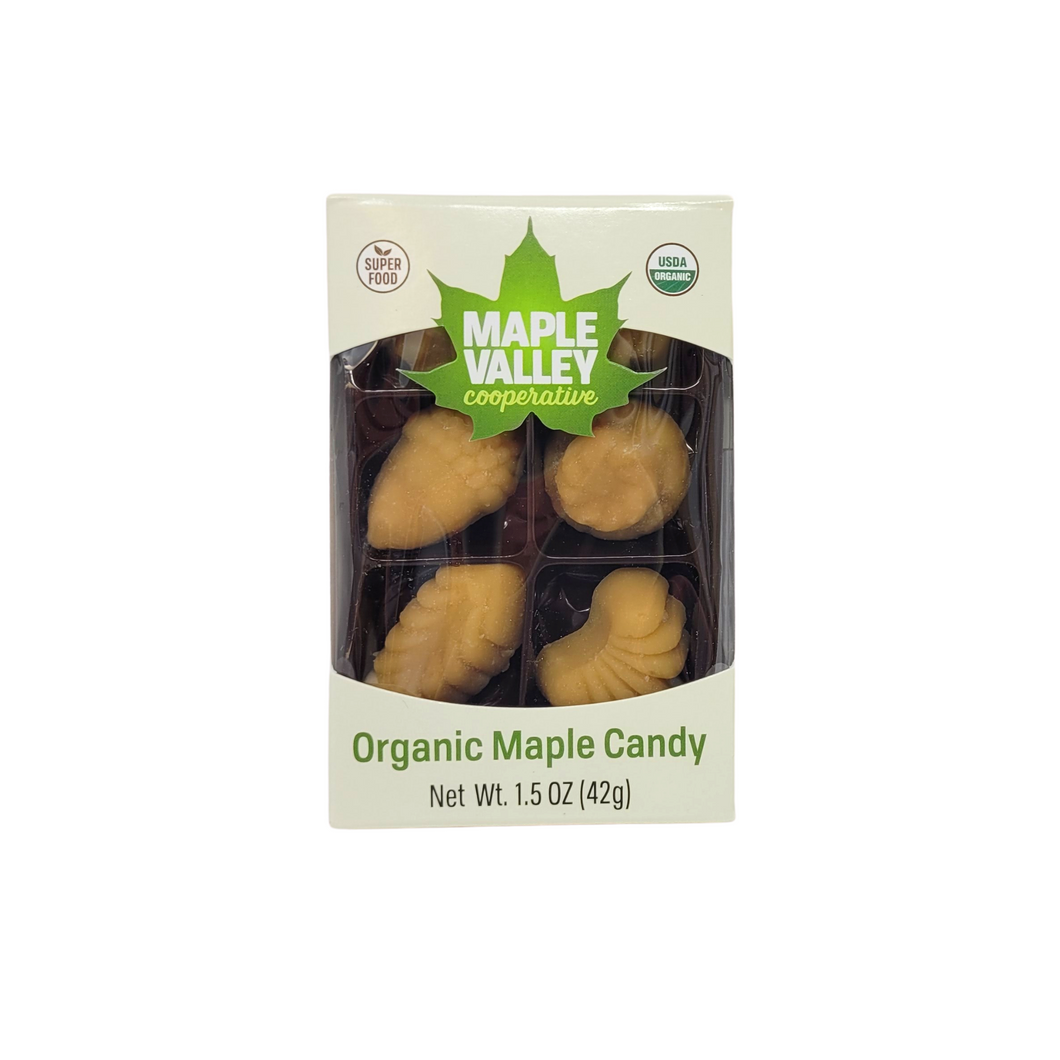 Maple Candies are the perfect taste of the Northwoods!