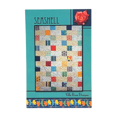 Get creative with this fun, scrap friendly quilt pattern!