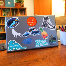 Load image into Gallery viewer, Show your love of the outdoors with these all-weather, high quality stickers!