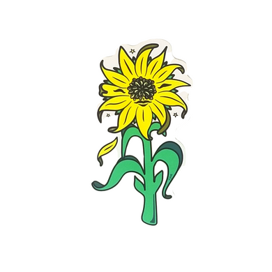 Sunflower Delight Northwoods Sticker