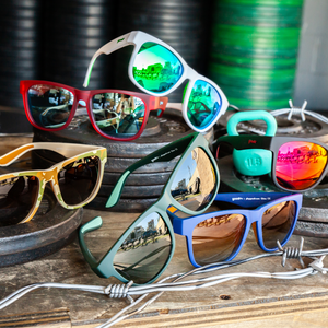 These amazing shades are the real deal. Super-stylish & perfect for all your adventures!