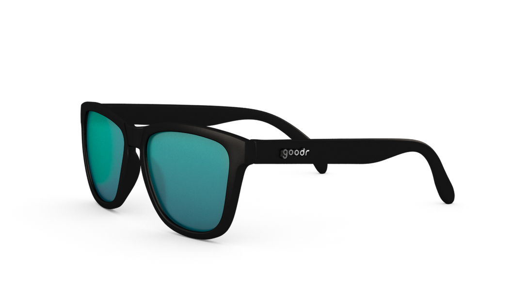 Goodr Sunglasses- Vincent's Absinthe Night Terrors