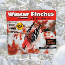 Load image into Gallery viewer, A wonderful winter guide to birding in North America.