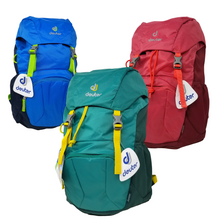 Load image into Gallery viewer, Let your budding adventurer lead they way with this perfect classic hiking backpack!