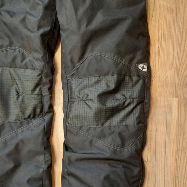 Snowpants Knee Patching & Reinforcement