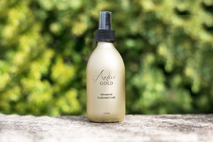 Colloidal Gold – the benefits