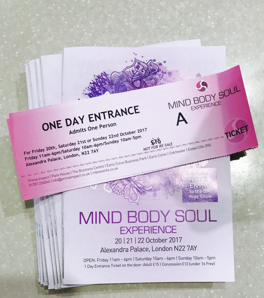 Body, Mind Soul and OH YOGA Exhibition!