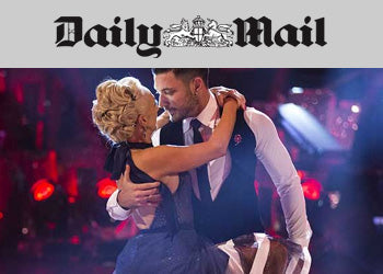 Strictly's Debbie McGee eats silver particles every day (November 2017)