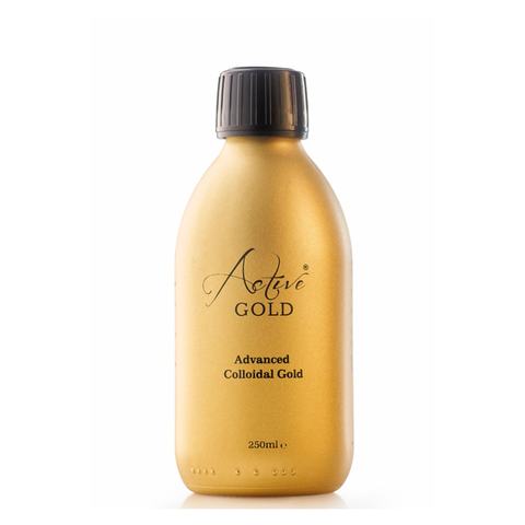 Colloidal Gold 250ml - Active Silver
