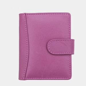 Prime Hide Leather Card Holder - Pretty Swish Accessories Ripley Derbyshire