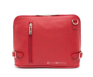 Tina Italian Leather Cross Body Bag - Pretty Swish Accessories Ripley Derbyshire