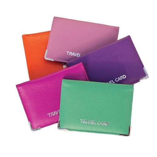 Prime Hide Leather Travel Wallet - Pretty Swish Accessories Ripley Derbyshire
