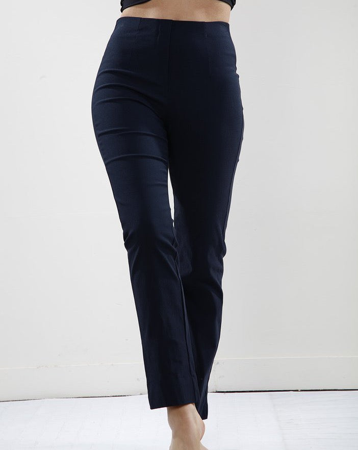 Goose Island Magic Stretch Trousers - Navy - Pretty Swish Accessories Ripley Derbyshire
