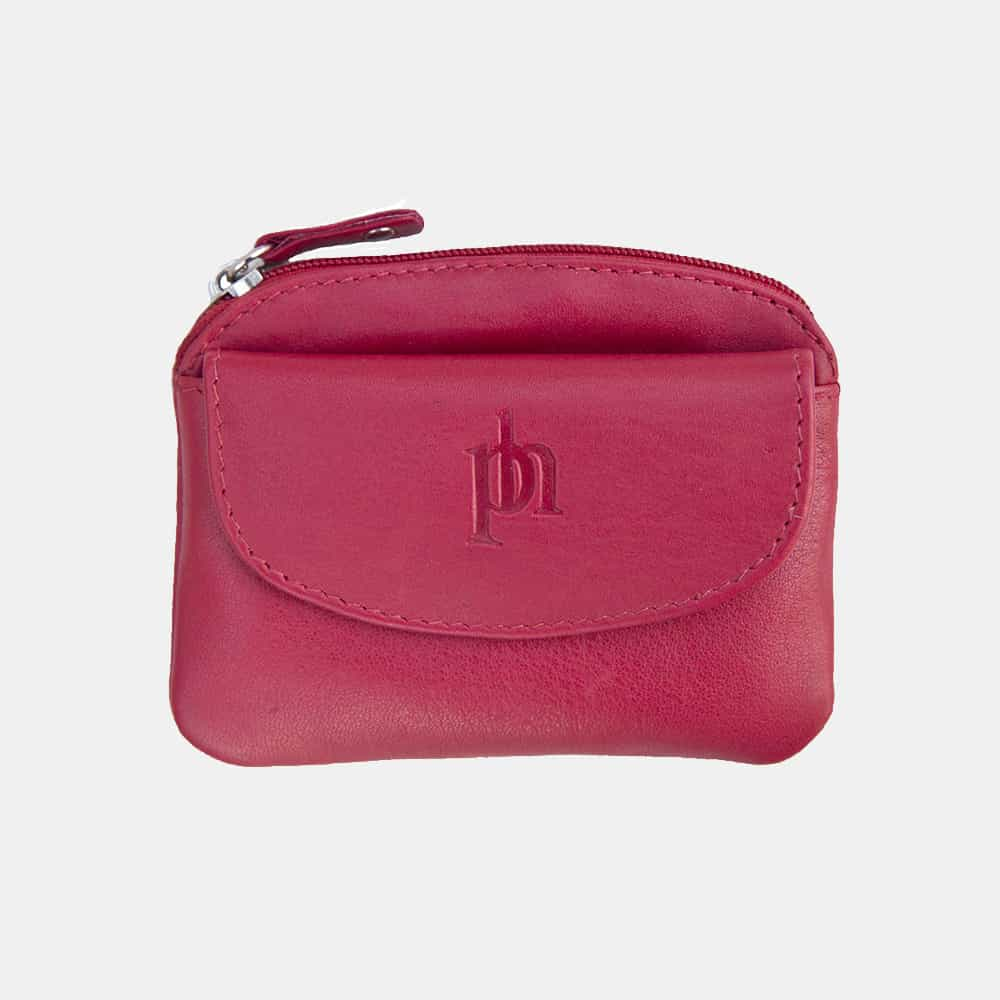 Prime Hide Leather Coin Purse