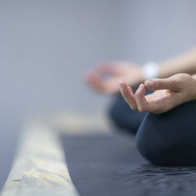 MEDITATION COACHING PACKAGE - 3 SESSIONS.