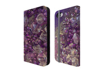 Load image into Gallery viewer, Amethyst Dreams - Flip Phone Case