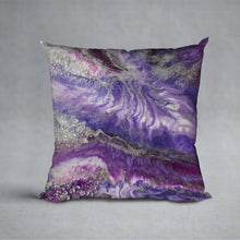 Load image into Gallery viewer, Amethyst Dreams Cushion - Splendour