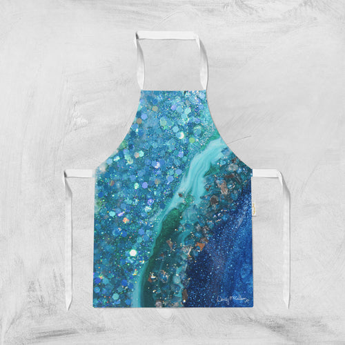 Elucidation Apron - Opulence