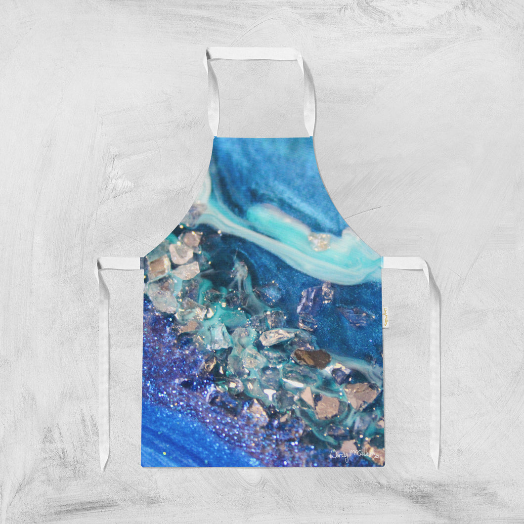 Elucidation Apron - Elegance