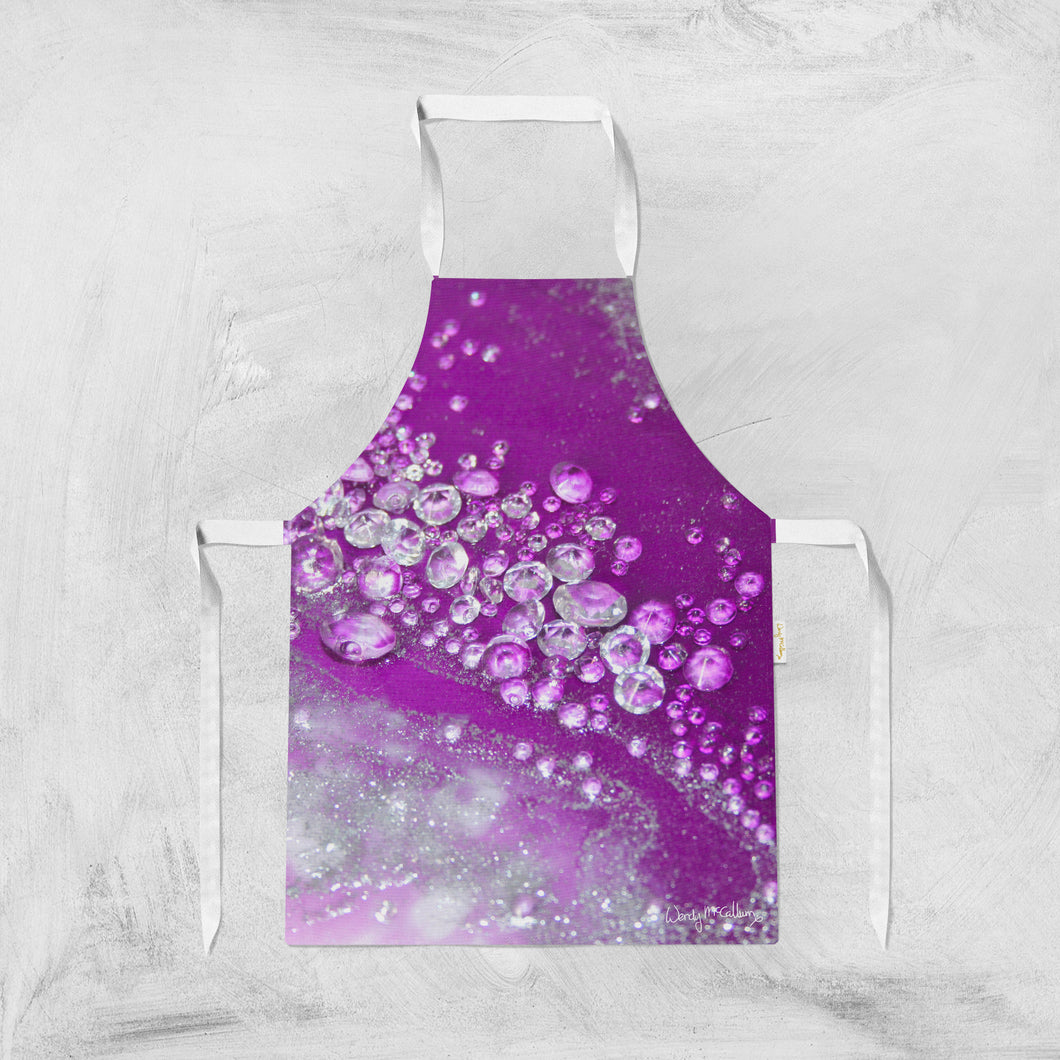 Amethyst Dreams Apron - Grace