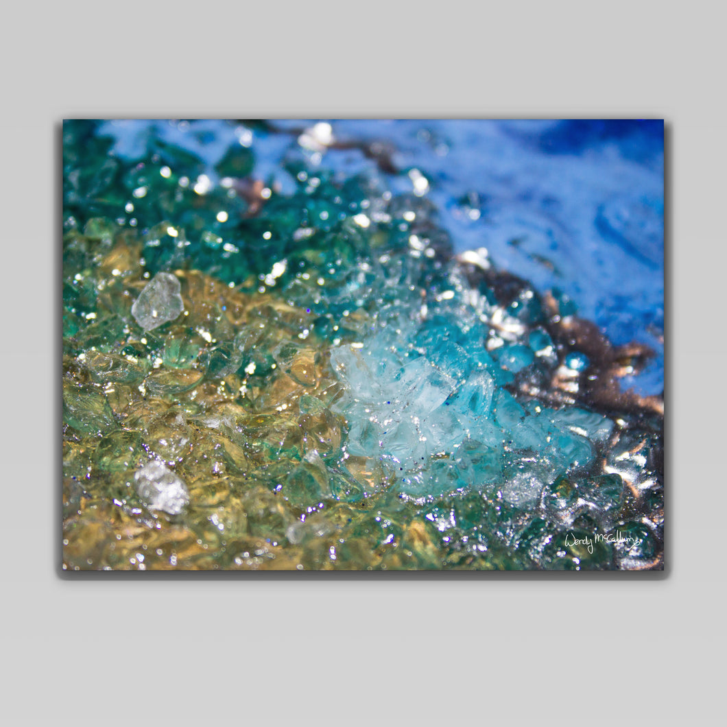 Archipelago canvas print wall art