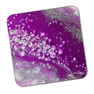 Amethyst Dreams Coaster - Grace