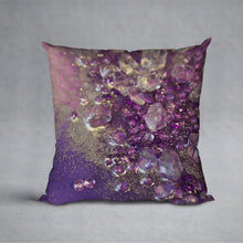 Load image into Gallery viewer, Amethyst Dreams Cushion - Opulence