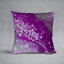 Load image into Gallery viewer, Amethyst Dreams Cushion - Grace
