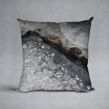 Load image into Gallery viewer, Grey Moonstone Cushion - Opulence