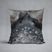 Load image into Gallery viewer, Grey Moonstone Cushion - Elegance