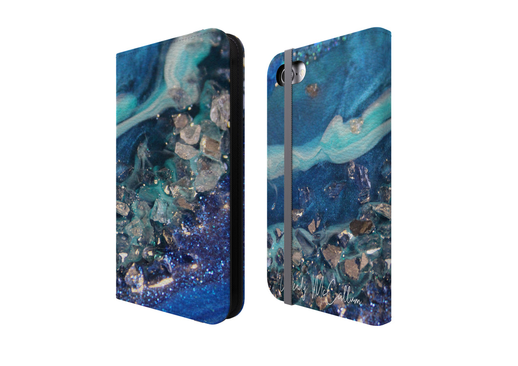 Elucidation - Flip Phone Case