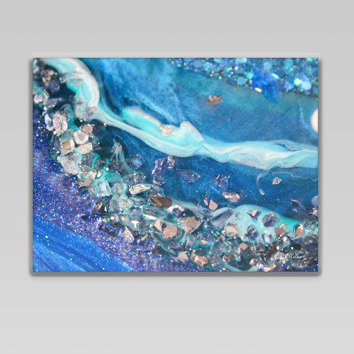 Elucidation - elegance modern canvas prints