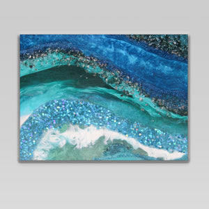 Elucidation - Grace canvas print