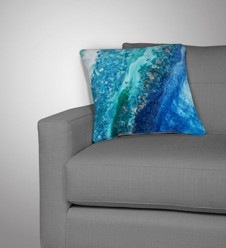 Elucidation Cushion - Opulence