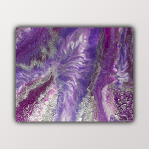 Amethyst dreams - Splendour fine art print