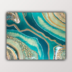 Dioptase - Splendour fine art print by Wendy