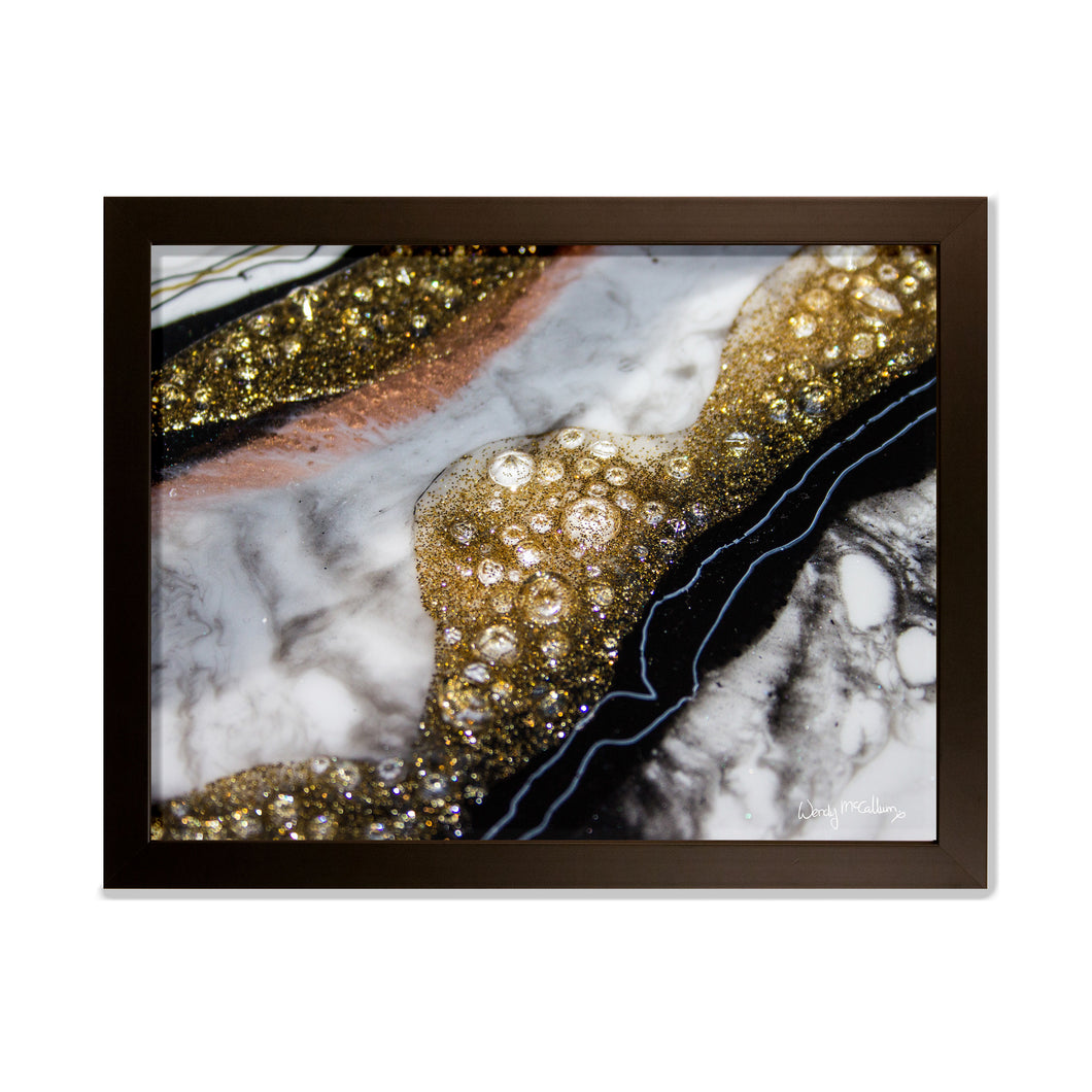 Alchemy Elegance framed wall art prints