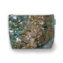 Load image into Gallery viewer, Dioptase Make Up Bag - Opulence