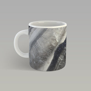 Grey Moonstone Mug - Grace