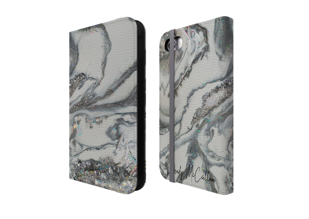 Pearlescence - Flip Phone Case