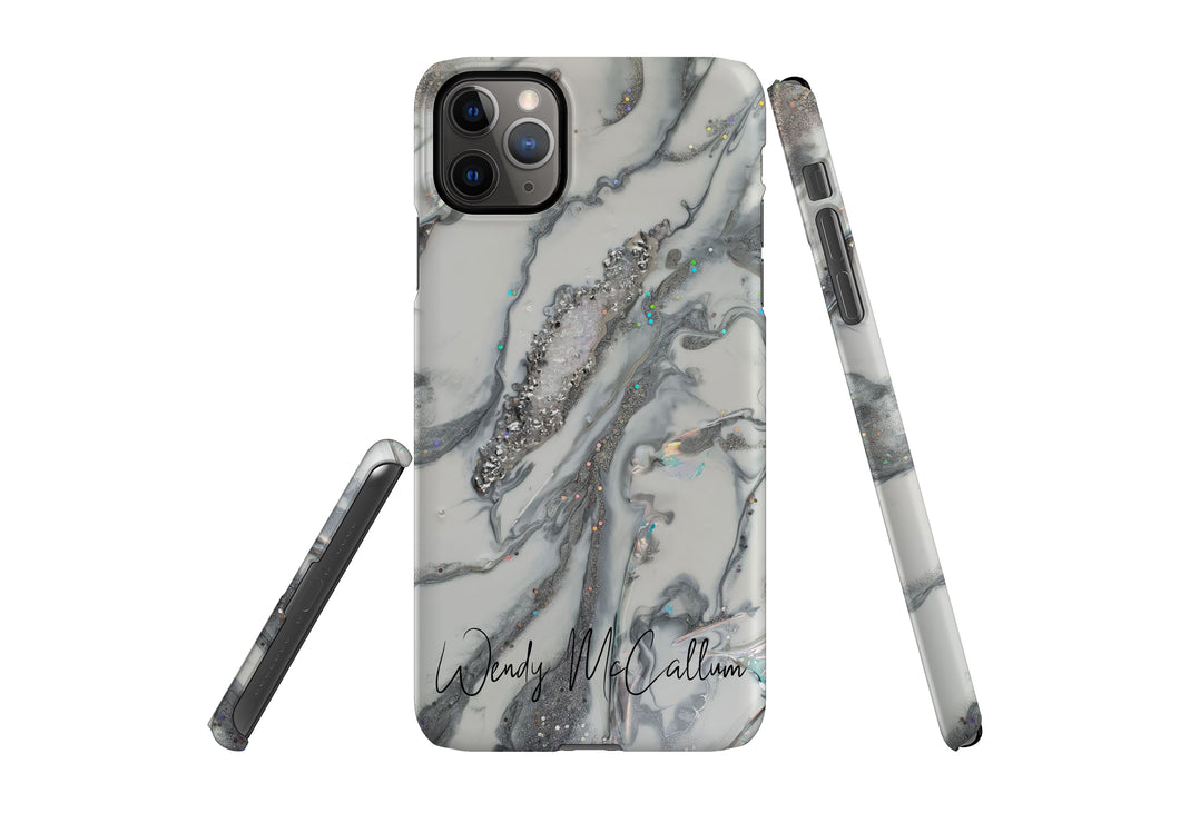 Pearlescence Snap Phone Case