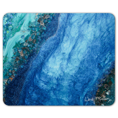 Elucidation Place Mat - Opulence