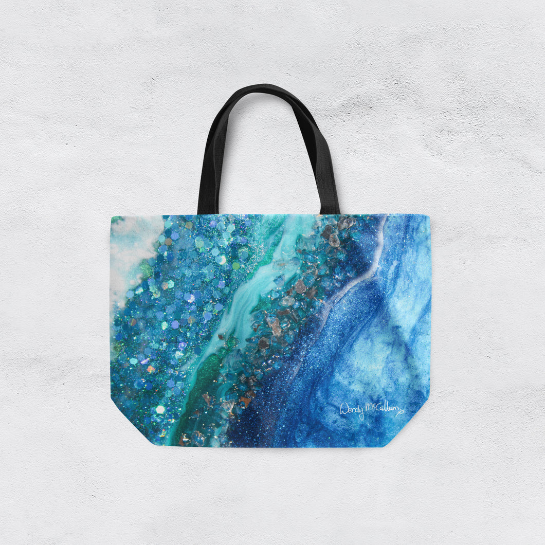 Elucidation Tote Bag - Opulence
