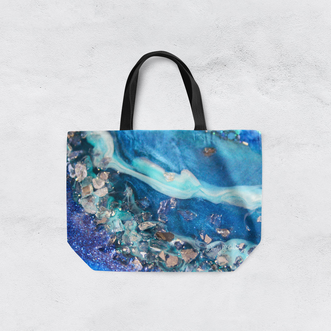Elucidation Tote Bag - Elegance
