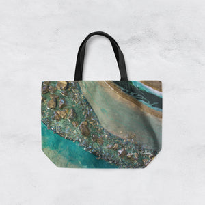 Dioptase Tote Bag - Grace